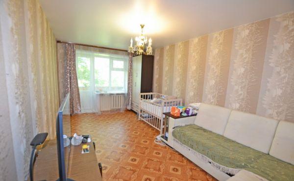 Двухкомнатная квартира в центре Волоколамска (бронь до 01.08.2021)
